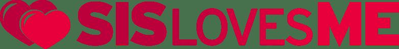 SisLovesMe Heart Logo